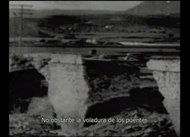 L'entrada de les tropes franquistes a Manresa
