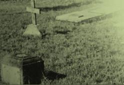 La fossa militar del cementiri de Manresa